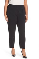 Plus Size Women's Halogen Crepe Ankle Pants