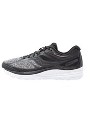 Saucony Guide 10 Stabilty Running Shoes Black