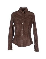 Roy Rogers Roy Roger's Shirts Brown