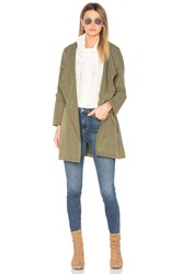 Bb Dakota Delancy Coat Sage
