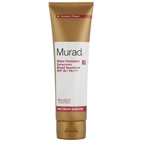 Murad Water Resistant Sunscreen Broad Spectrum Spf30 Pa 125Ml