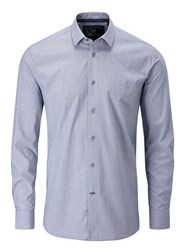 Skopes Men's Party Shirts Silver