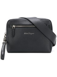 Salvatore Ferragamo Belt Bag Black