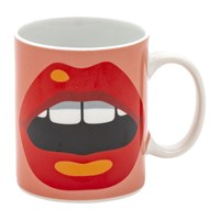 Seletti 'Blow' Mug Mouth
