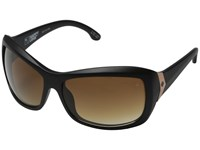 Spy Optic Farrah Femme Fatale Happy Bronze Fade Sport Sunglasses Black