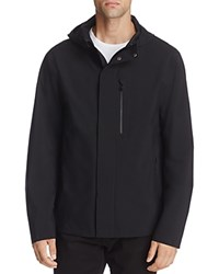 Andrew Marc New York Stratus Hooded Jacket Black