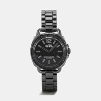 Coach Tatum Ceramic Set Bracelet Watch Black