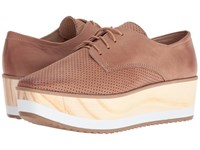 Cordani Pablo Cocoa Nubuck White Outsole Women's Shoes Beige