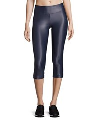 Koral Lustrious Capri Leggings Cool Grey