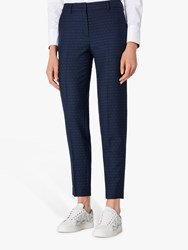Paul Smith Ps Classic Polka Dot Trousers Navy