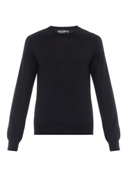 Dolce And Gabbana Lightweight Cashmere Sweater