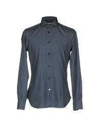 Mazzarelli Shirts Deep Jade