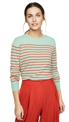 Kule Sophie Sweater Mint Poppy