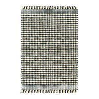 Brink And Campman Atelier Coco Rug 49903 Black And White