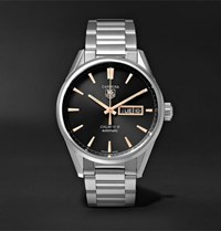 Tag Heuer Carrera Automatic 41Mm Steel Watch Black