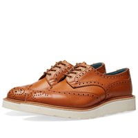 Tricker's Bourton Vibram Sole Brogue Yellow