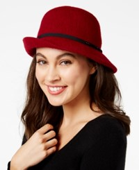 Inc International Concepts Jet Stone Cloche Only At Macy's Red