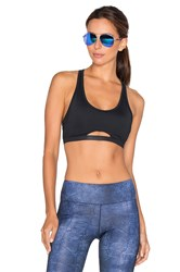 Solow Vector Sport Bra Black