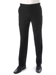 Simon Carter Formal Dinner Suit Trousers Black