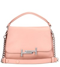 Tod's Double T Small Crossbody Bag Pink