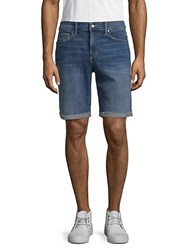 Joe's Jeans Frayed Denim Shorts James