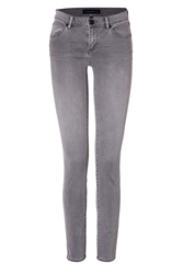 Juicy Couture Skinny Jeans In Grey
