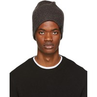 Rag And Bone Brown Ace Cashmere Beanie