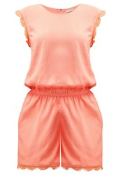 Noisy May Petite Nmmena Jumpsuit Fusion Coral