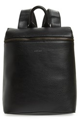 Matt And Nat Rahi Faux Leather Backpack Black