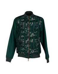 Jijil Jackets Emerald Green