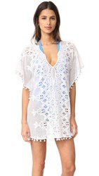 Ella Moss Tribal Dream Cover Up Tunic White