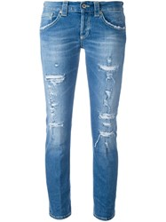 Dondup 'Historical Island' Jeans Blue