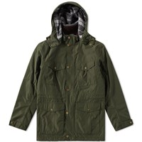 Barbour Marsden Jacket Green