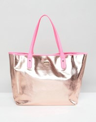 Ban.Do Rose Gold Tote Bag Rose Gold