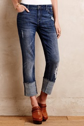 Pilcro Hyphen High Cuff Jeans Crescent