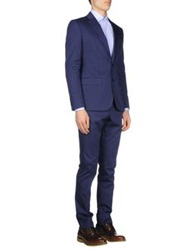 Hardy Amies Suits Dark Blue