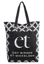 Day Birger Et Mikkelsen Carry Tote Bag Black