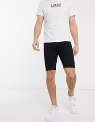 Hollister Denim Shorts Black