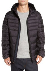 Psycho Bunny Men's 'Wales' Water Resistant Down Puffer Jacket