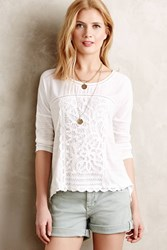 Meadow Rue Tayrona Lace Top