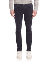 Wesc Alessandro Slim Fit Jeans Blackberry
