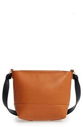 Sole Society Thelma Faux Leather Shoulder Bag