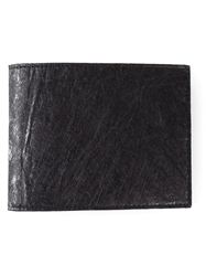 Jil Sander Distressed Wallet