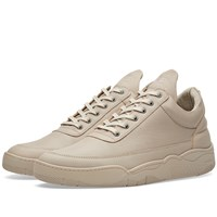 Filling Pieces Low Top Sneaker Brown