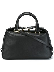 Hogan Boston Style Tote Black