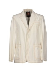 Piero Guidi Jackets White