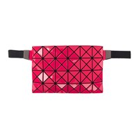 Issey Miyake Bao Bao Red And Black Waist Pouch