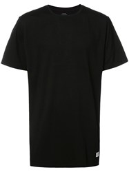 Stampd Plain Top Women Cotton L Black