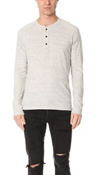 Splendid Mills Long Sleeve Raglan Henley