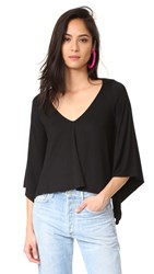 Rachel Pally Jud Top Black